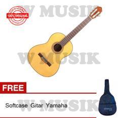 Review Terbaik Yamaha C 390 Gitar Gratis Soft Case