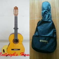 Yamaha Gitar Klasik C315 / C 315 Nylon Original Yamaha Plus Softcase