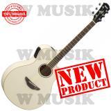Cara Beli Yamaha Gitar Akustik Elektrik Apx 600 Vintage White