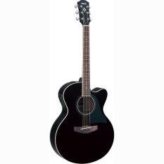 Harga Yamaha Gitar Akustik Elektrik Cpx 500Ii Black Termurah