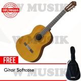 Daftar Harga Yamaha Gitar Akustik C 40 C40 Natural Softcase Yamaha