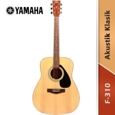 Toko Yamaha Gitar Folk F 310 Natural Lengkap Di Dki Jakarta