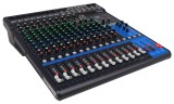Toko Yamaha Mixer Mg16Xu Black Yamaha North Sumatra