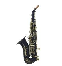 Zeff France Baby Saxophone Zss-760 - Black By Makin Jaya.