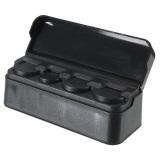 Spesifikasi 11 6X4X3 8 Cm Hitam Interior Mobil Koin Plastik Case Pemegang Kotak Penyimpanan Kontainer Penyelenggara Beserta Harganya