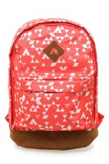Jual Airwalk Langston Printed Backpack Bag Pink Murah