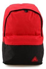 Toko Airwalk Laureano Backpack Bag Merah Navy Online Terpercaya