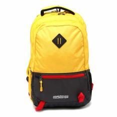 Spesifikasi American Tourister Buzz 04 Backpack Kuning Lengkap Dengan Harga