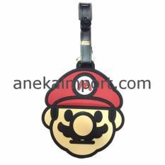 Beli Anekaimportdotcom Tanda Pengenal Koper Luggage Tag Label Koper Mario Bros Anekaimportdotcom Asli