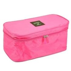 Beli Anekaimportdotcom Travel Bra Organizer Underwear Pouch Pink Tua Online Murah
