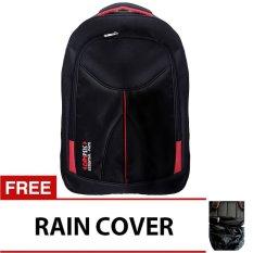 Beli Barang Bag Stuff Campus Essential Backpack With Laptop Slot Hitam Online