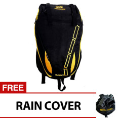 Ulasan Mengenai Bag Stuff Mount Trainer Laptop Backpack Raincover Kuning