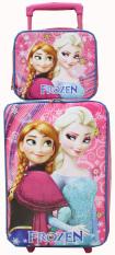 Harga Bgc Disney Frozen Anna Elsa Tas Koper Dengan Lunch Bag Frozen Pink Termahal