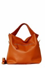 Ceviro CelliNi Shoulder Bag Dark Orange