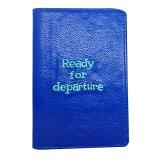Beli Char Coll Toby Passport Cover Biru Ready For Departure Pakai Kartu Kredit