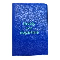 Toko Char Coll Toby Passport Cover Biru Ready For Departure Online Indonesia