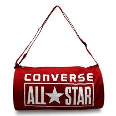 Converse 130702 Regular Rolling Bag Wrinkle – Merah