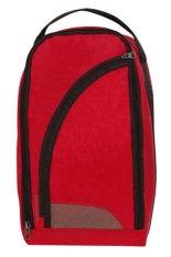 Harga D Renbellony Shoes Bag Organizer Merah