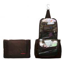 Beli D Renbellony Toiletries Bag Organizer Brown Tas Toiletries Tas Travel Tas Perlengkapan Mandi Online Murah