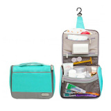 Jual D Renbellony Toiletries Bag Organizer Light Turquoise Green Tas Toiletries Tas Traveling Tas Peralatan Mandi