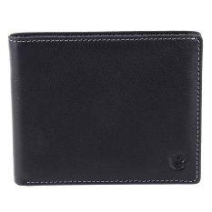 Harga Eagle Genuine Leather 7404 Dompet Kulit Pria Hitam Branded