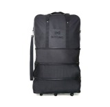 Ezy 3 In 1 Expandable Luggage Bag Black Murah