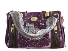 Gloria Hand Bag - Miss Sixty 037 - Ungu
