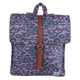 Beli Herschel City Tas Ransel Laptop 14 Purple Leopard Herschel Dengan Harga Terjangkau