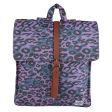 Beli Herschel City Tas Ransel Laptop 14 Purple Leopard Murah Di Indonesia
