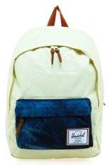Herschel Deerfield Backpack - Pastel Yellow-Acid Denim
