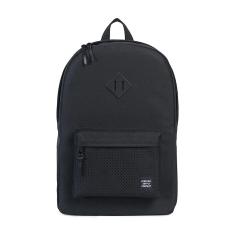 Beli Herschel Heritage Backpacks Black Black Herschel Online