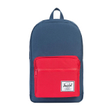 Daftar Harga Herschel Pop Quiz Backpacks Navy Red Zip Herschel