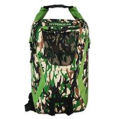 Jual Hypegear 30207 Backpack Dry Tough 20 Liter Camouflage Green Original