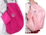 Harga Iconic Three Way Korean Foldable Backpack With Carrying Pouch Hot Pink Pink Online Dki Jakarta