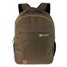 Spesifikasi Jack Nicklaus 07457 Backpack Khaki Baru