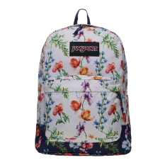 Harga Jansport Black Label Superbreak Backpack Multi White Mountain Meadow Di Indonesia