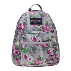 Spesifikasi Jansport Half Pint Backpack Multi Concrete Floral