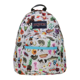 Review Jansport Half Pint Backpack Multi Stickers Terbaru