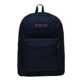Jual Jansport Superbreak Backpack Navy Branded Original