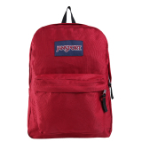 Jansport Superbreak Backpack Viking Red Promo Beli 1 Gratis 1