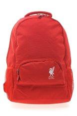 Liverpool Fc Liverbird Backpack Lfcubp11501A Merah Original