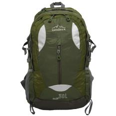 Toko Luminox Tas Hiking Backpack Ransel Travel Outdoor Carrier 5025 30 Liter Gratis Rain Cover Army Green Terlengkap Di Indonesia