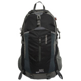 Cara Beli Luminox Tas Hiking Backpack Ransel Travel Outdoor Carrier 5028 50 Liter Gratis Rain Cover Hitam