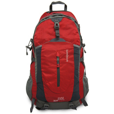 Cuci Gudang Luminox Tas Hiking Backpack Ransel Travel Outdoor Carrier 5028 50 Liter Gratis Rain Cover Merah