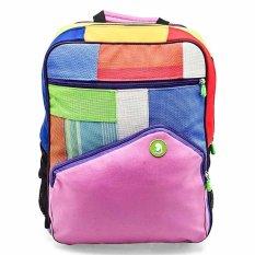 Ulasan Lengkap Tentang Mamagreen Mc7P Kids Bag Tas Ransel Laptop 14 Anak Ukuran Sedang Ungu