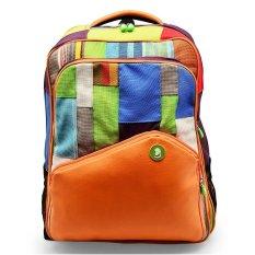 Promo Mamagreen Mc8O Kids Bag Tas Ransel Anak Ukuran Besar Oranye Akhir Tahun