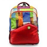 Jual Beli Mamagreen Mc8R Kids Bag Tas Ransel Laptop 14 Anak Ukuran Besar Merah