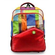 Mamagreen Mc8R Kids Bag Tas Ransel Laptop 14 Anak Ukuran Besar Merah Indonesia
