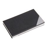 Ulasan Modern Kulit Dalam Velvet Pocket Nama Bisnis Kredit Id Card Holder
