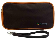 Harga Morning Cosmetic Case Organizer Cco B Brown Merk Morning